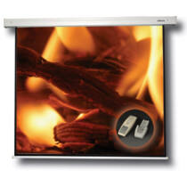 Reflecta Crystal-Line Motor 200x159 cm 4:3 ; 4 black borders