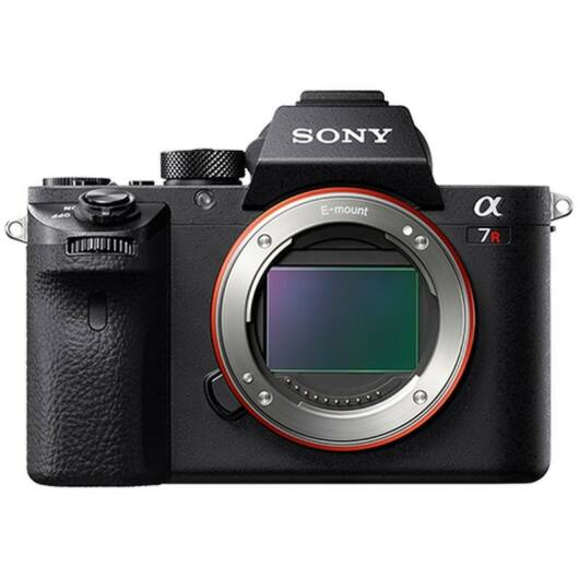 Sony Alpha 7R II Body ILCE-7RM2 Digitális fényképezőgép