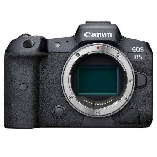 Canon EOS R5 Digitális fényképezőgép
